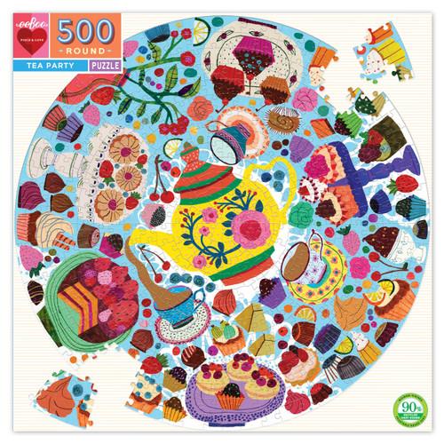 Puzzle: 500 Tea Party