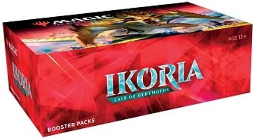 Magic the Gathering: Ikoria Lair of Behemoths Booster