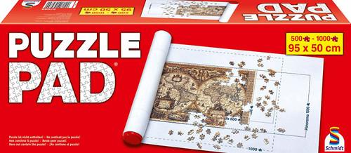Puzzle: Puzzle Pad 500-1000pc