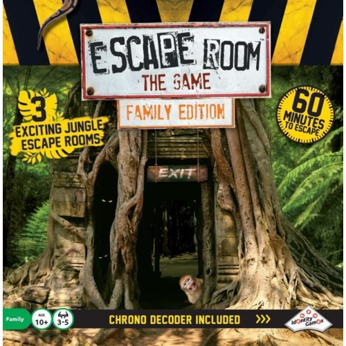 Escape Room the Game: Family Edition
