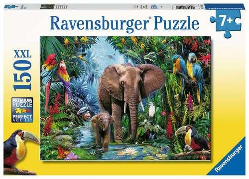 Puzzle: 150 Safari Animals