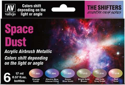 Vallejo: The Shifters Space Dust Set