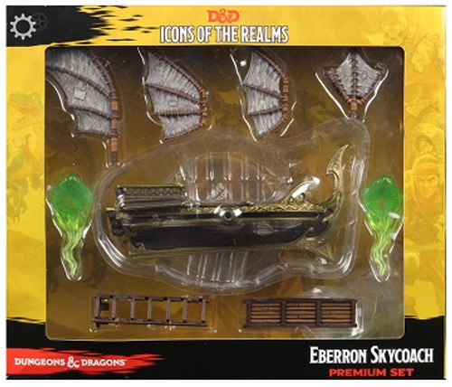 Dungeons and Dragons Icons of the Realm: Eberron SkyCoach