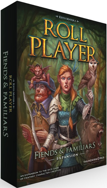 Roll Player: Fiends and Familiars