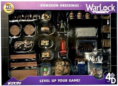 Warlock Dungeon Tiles: Dungeon Dressings