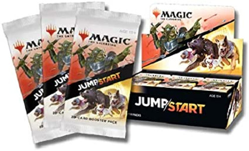 Magic the Gathering: Jumpstart Boosters