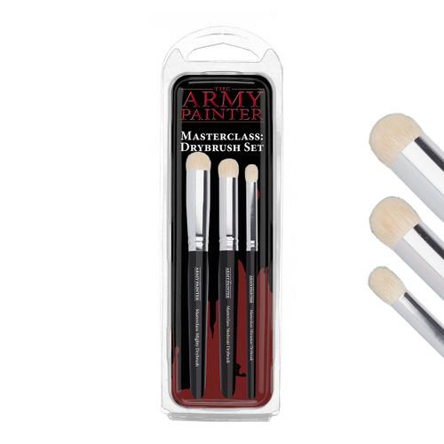 Army Painter: Masterclass Drybrush Set