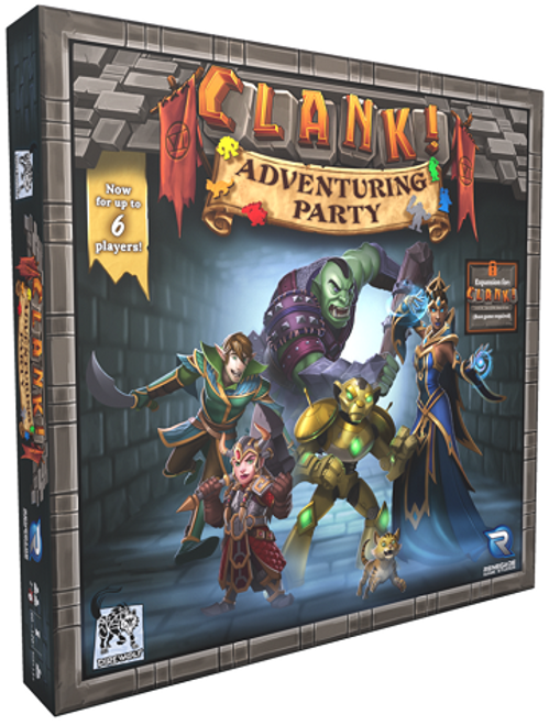 Clank! The Adventuring Party