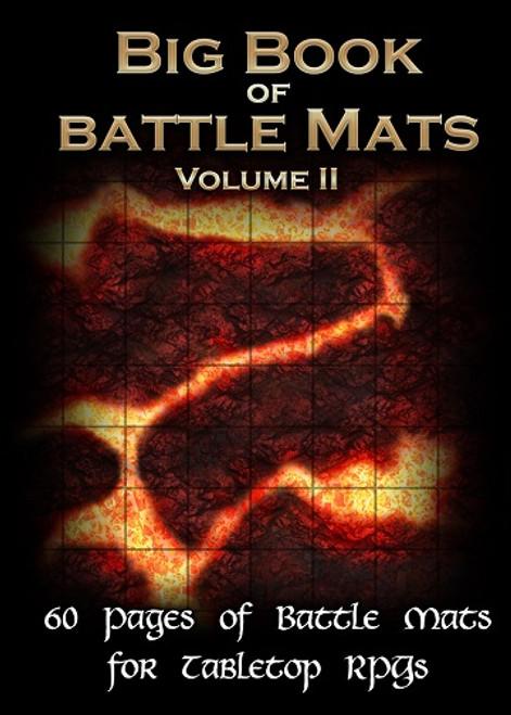 Loke Maps Big Book of Battle Mats Vol 2