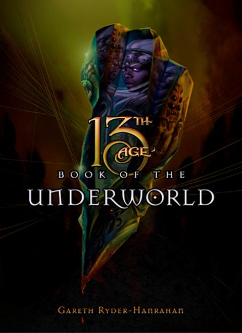 13th Age Book of the Underworld