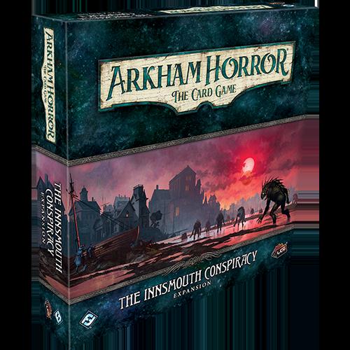 Arkham Horror LCG: The Innsmouth Conspiracy Deluxe