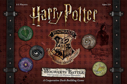 Harry Potter Hogwarts Battle: Charms and Potions