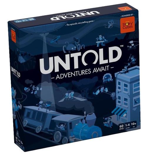 Untold: Adventures Await