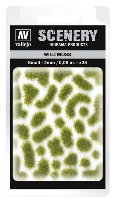 Vallejo: Scenery Small Wild Moss