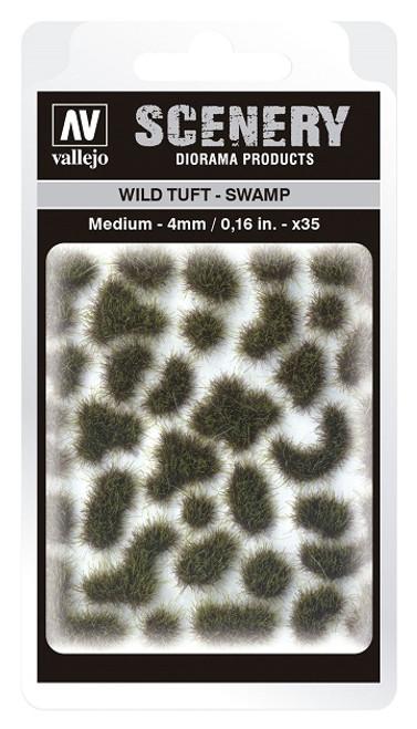 Vallejo: Scenery Medium Wild Tuft Swamp