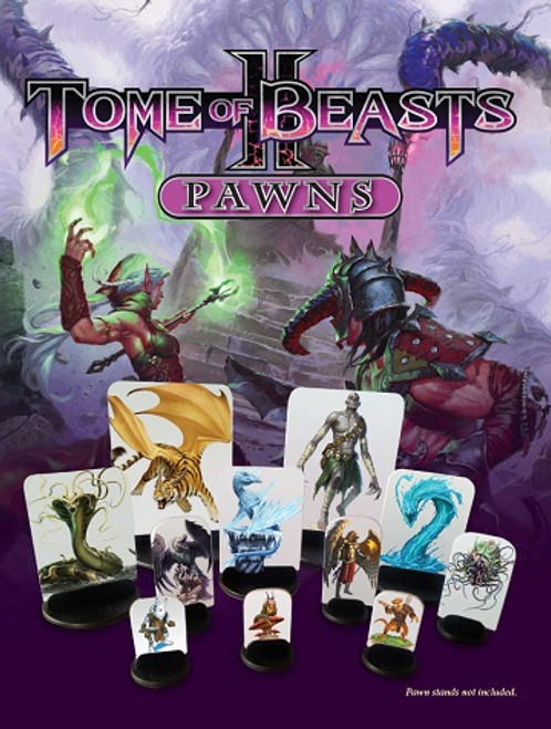 Tome of Beasts 2: Pawns