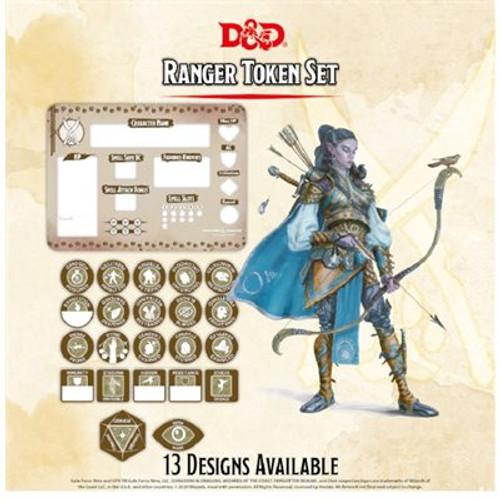Dungeons and Dragons: Ranger Token Set