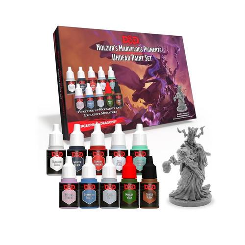 Nolzur's Marvelous Pigments: Undead Paint Set