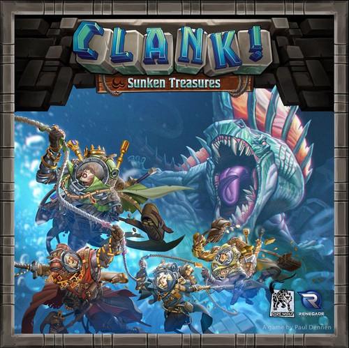 Clank: Sunken Treasure Expansion