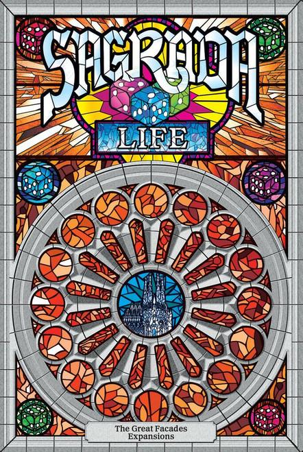 Sagrada: The Great Facades Life Expansion