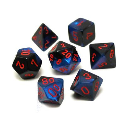 CHX 26458: Gemini Black Starlight Red