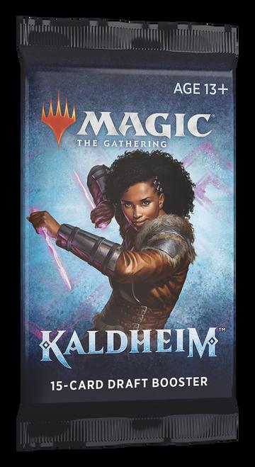 Magic the Gathering: Kaldheim Draft Booster