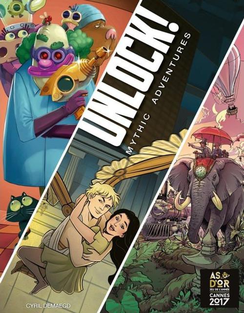 Unlock: Mythic Adventures