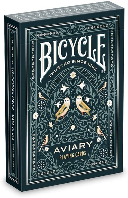 Bicycle Playing Cards - Aviary
