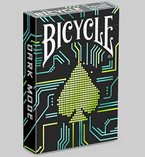 Bicycle Playing Cards - Dark Mode