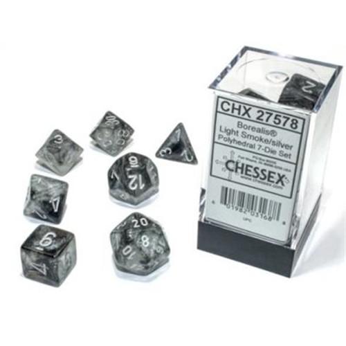 CHX 27578: Borealis Light Smoke/Silver Luminary