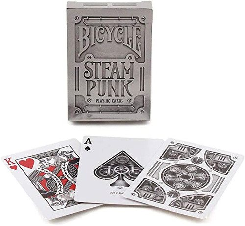 Bicycle Playing Cards - Steampunk