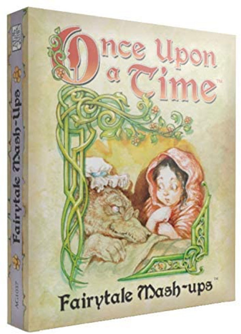 Once Upon a Time: Fairy Tale Mashup