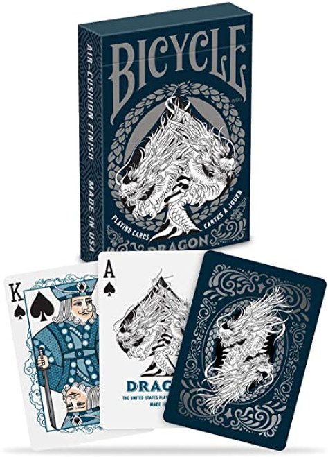 Bicycle Playing Cards - Dragon
