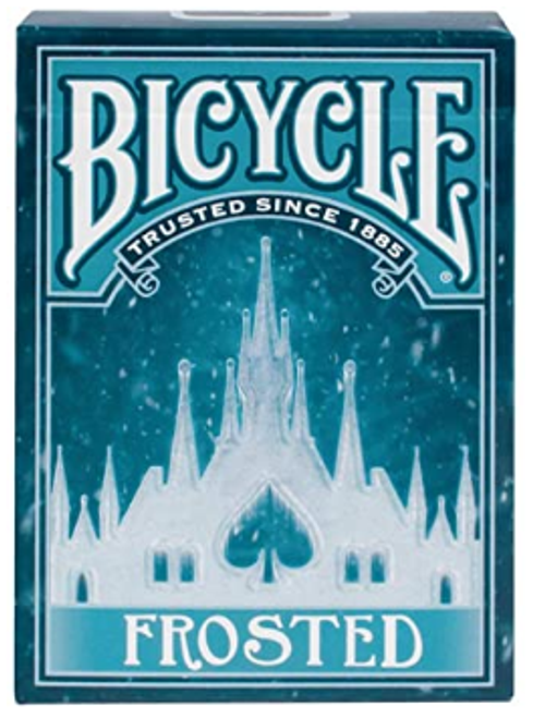 Bicycle Playing Cards - Frosted