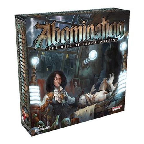 Abomination The Heir of Frankenstein