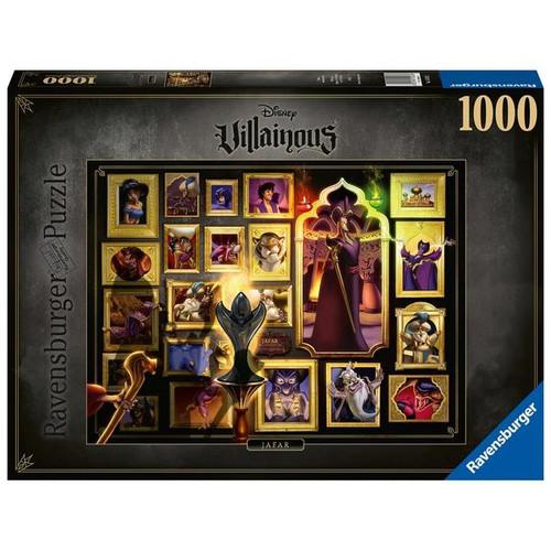 Puzzle: 1000 Villainous Jafar