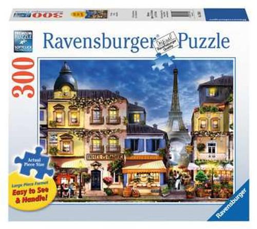 Puzzle: 300 Pretty Paris Large Pieces
