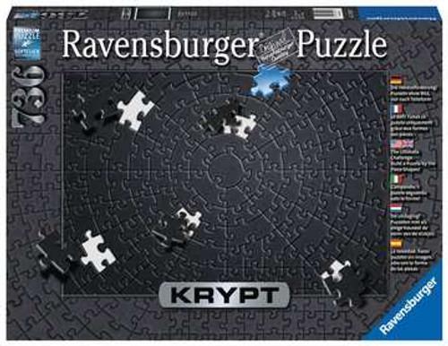 Puzzle: 726 Krypt All Black