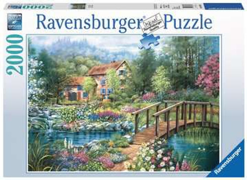 Puzzle: 2000 Shades of Summer