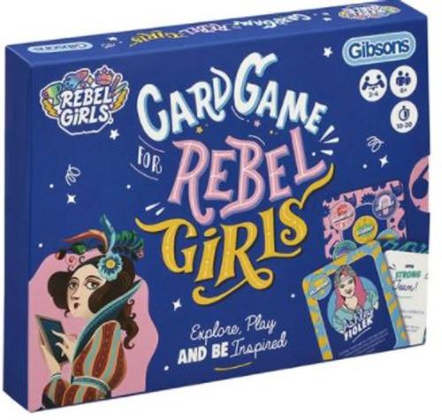 Rebel Girls Card Game