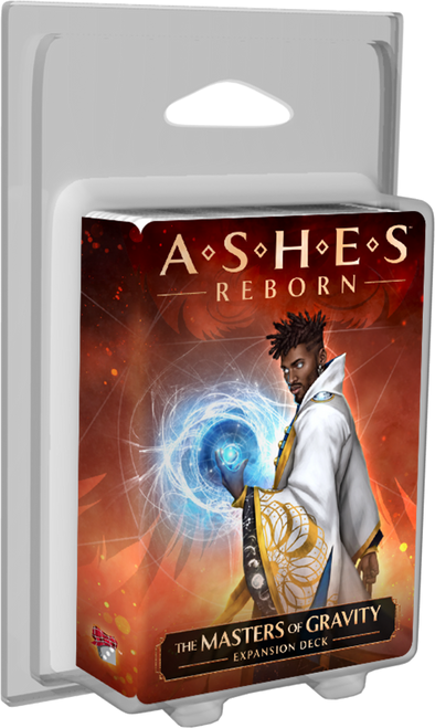 Ashes Reborn The Masters of Gravity
