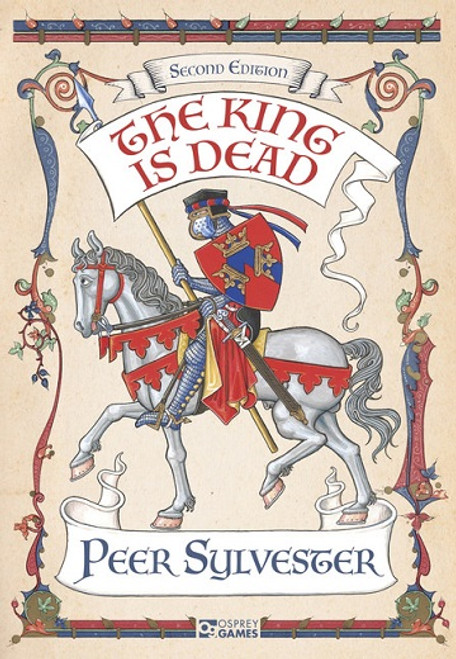 The King is Dead Second Edition