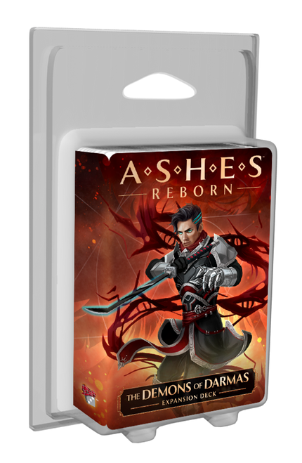 Ashes Reborn The Demons of Darmas