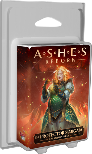 Ashes Reborn The Protector of Argaia