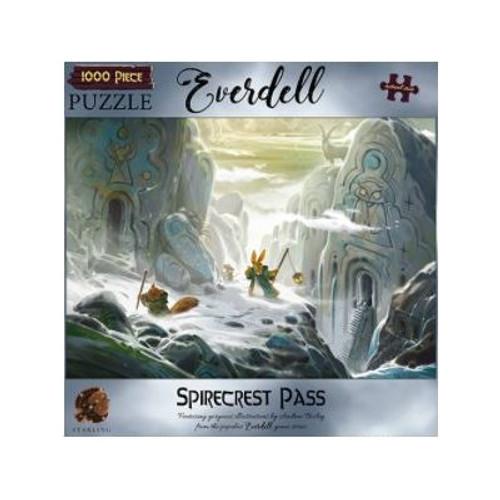 Puzzle: 1000 Spirecrest Pass