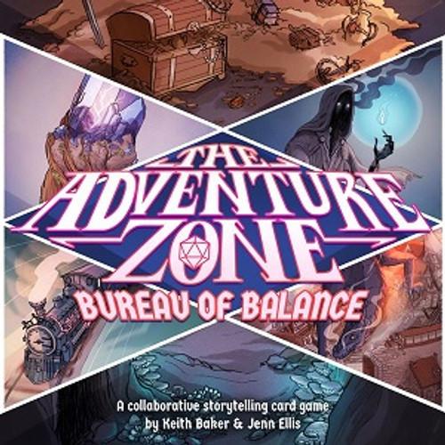 The Adventure Zone: Bureau of Balance