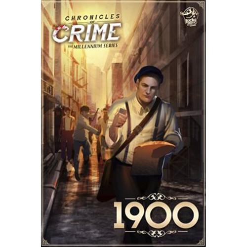 Chronicles of Crime Millenium Series: 1900