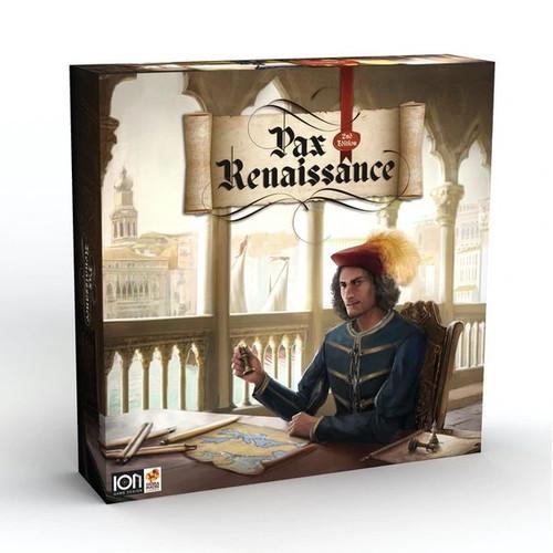 Pax: Renaissance 2nd Edition
