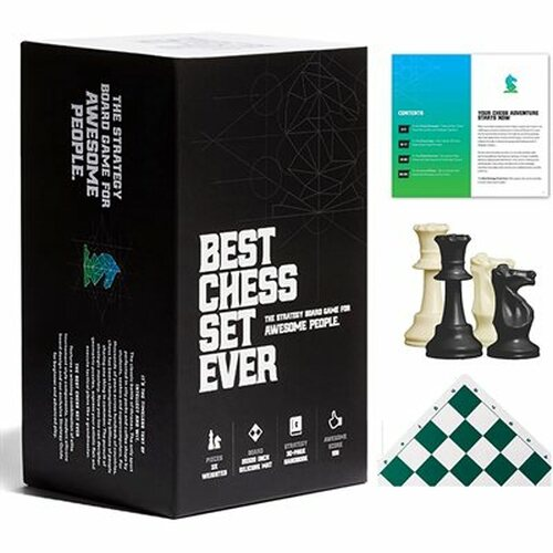 Best Chess Set Ever: Green