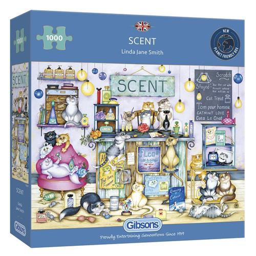 Puzzle: 1000 Scent